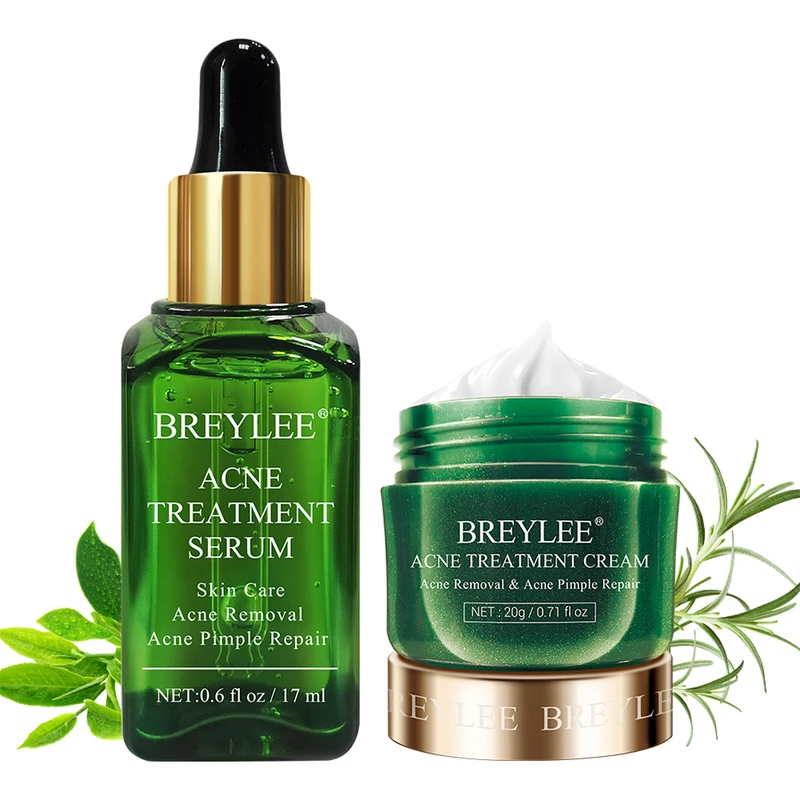 Breylee Acne Treatment Cream Home