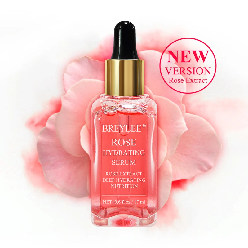 Breylee Rose Hydrating Serum Home